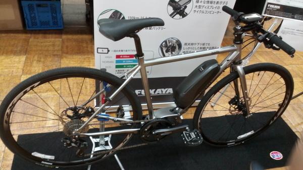 DAVOS (ダボス)E-600 出た!新型eバイク!
