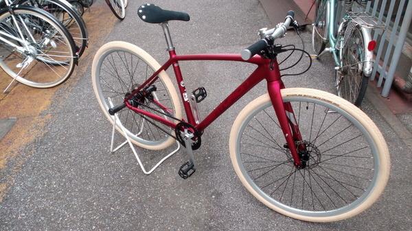 センチュリオン「シティスピード8」内装8段クロスバイク<オーダー車>