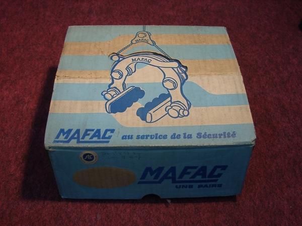 ビンテージ MAFAC ブレーキセット コンペティション