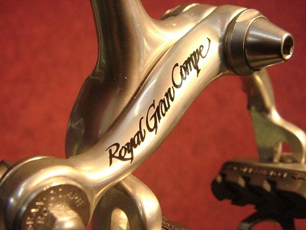 ビンテージ ダイアコンペ RGC400ブレーキキャリパー