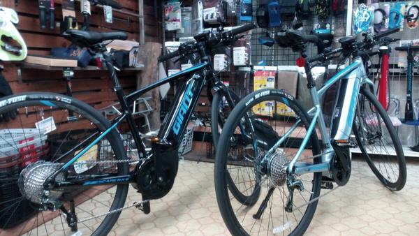 【新型e-バイク】ジャイアント「ESCAPE RX-E+」入荷!【初回入荷分完売です】