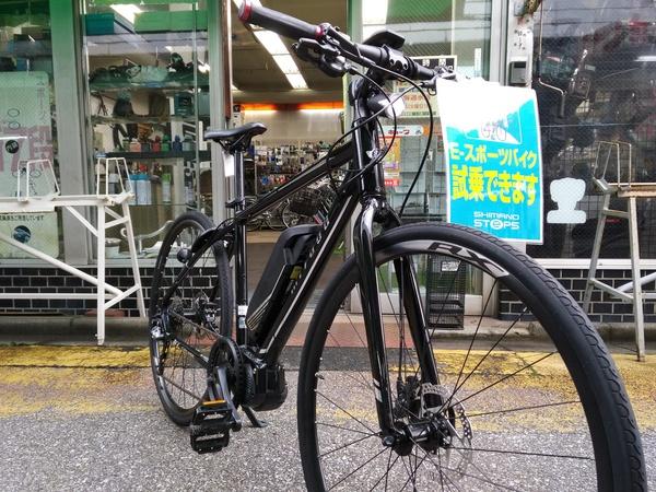【e-bike】ミヤタ クルーズ(シマノ ステップス搭載)【公道試乗会終了しました】
